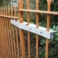 Jak pomalować ogrodzenie metalowe